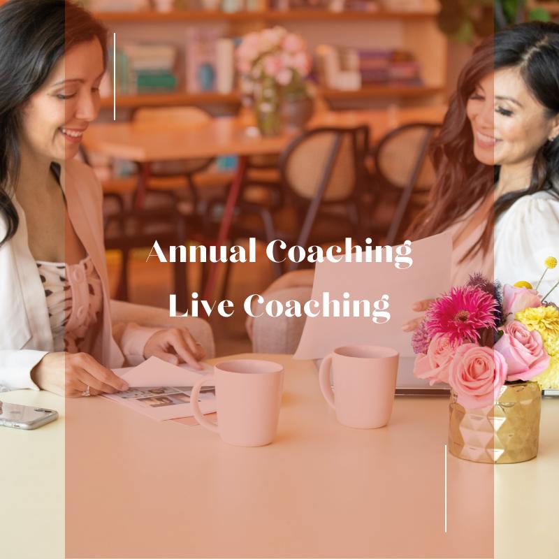 Annual Coaching Live Coaching main image for kalika.com