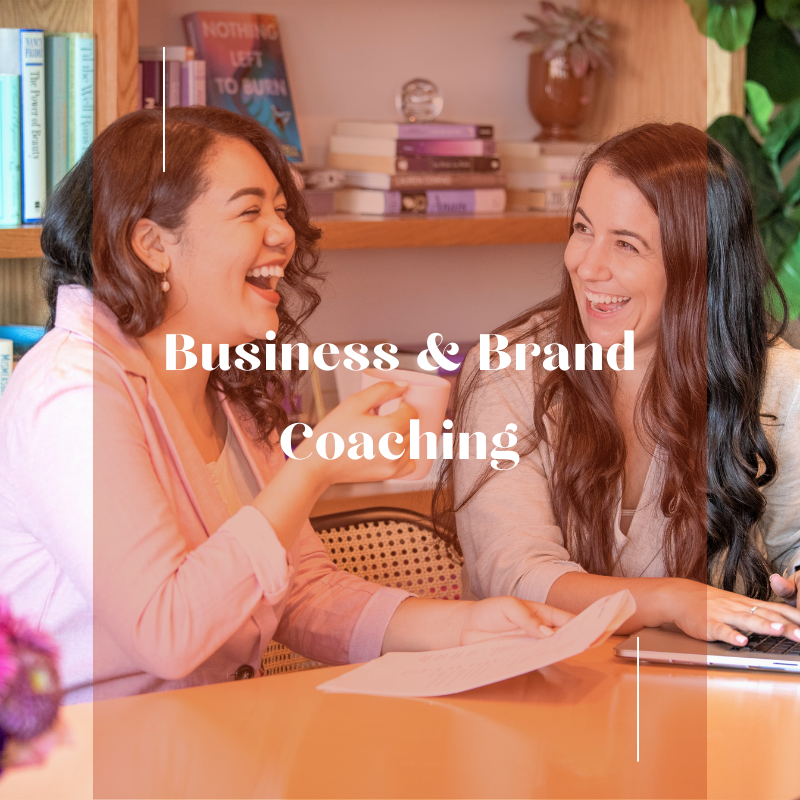 Business and Brand Coaching