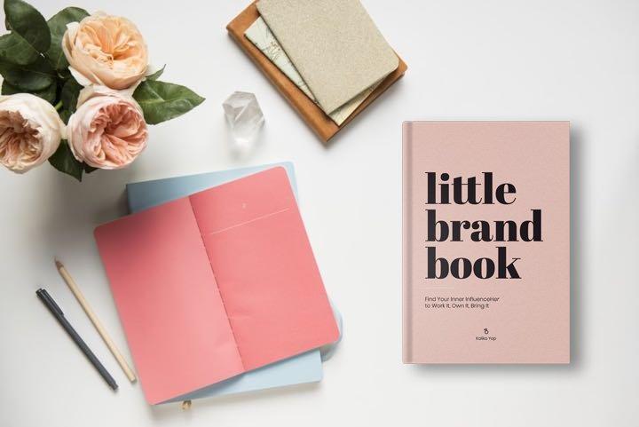New little brand book social image for Flattening the Nerve blog post