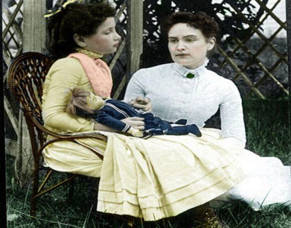Anne Sullivan and Helen Keller featured image for kalika.com