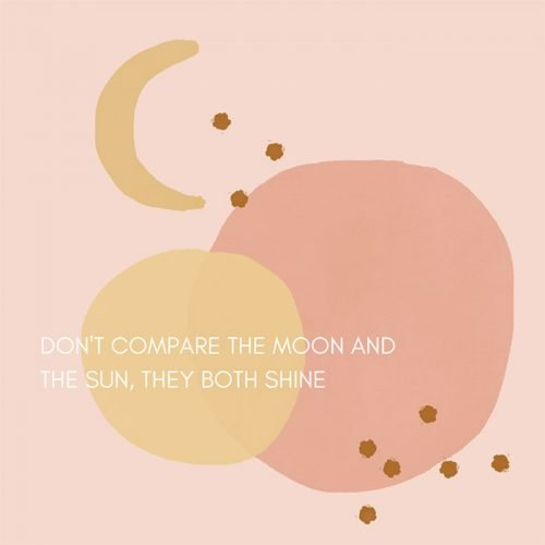 Moon and Sun image quote was uploaded for You Still Can blog post