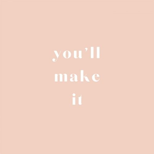 """You'll make it"" quote image was uploaded to You Still Can blog post"