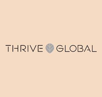 Thrive Global was featured on Kalika Press page