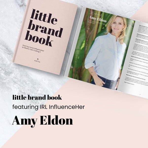 Little Brand Book featured Amy Eldon