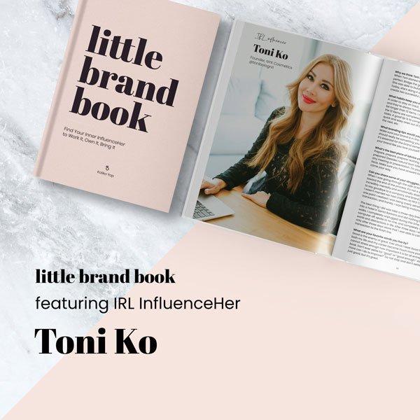 Little Brand Book featured Toni Ko