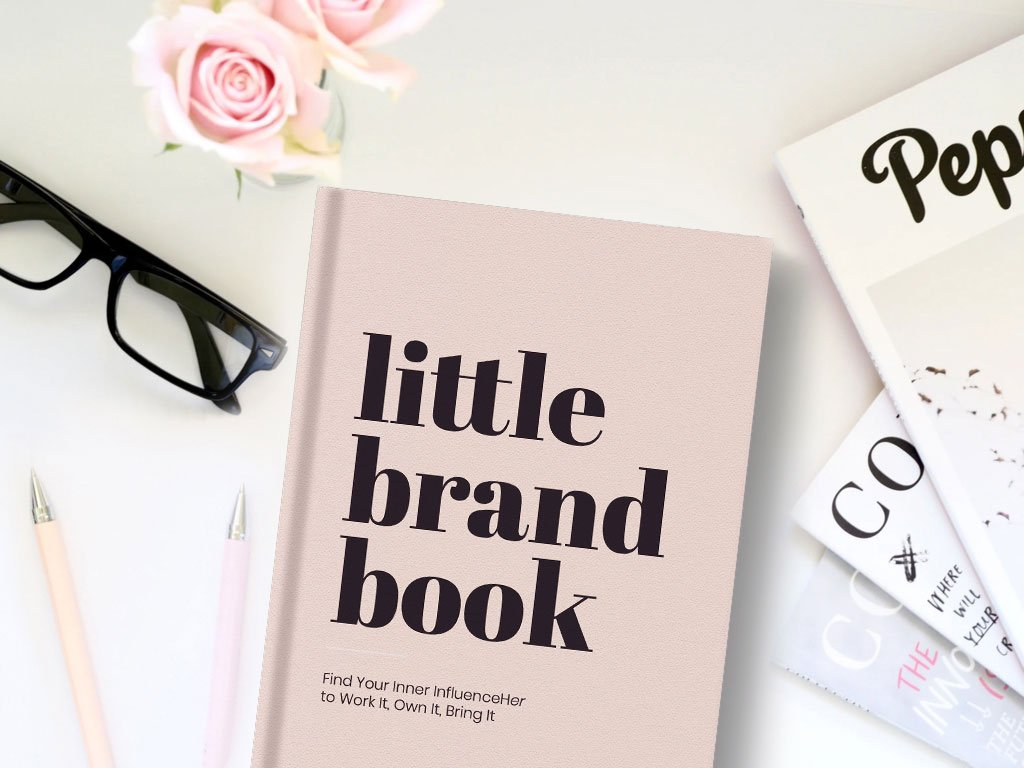 Little brand book new image