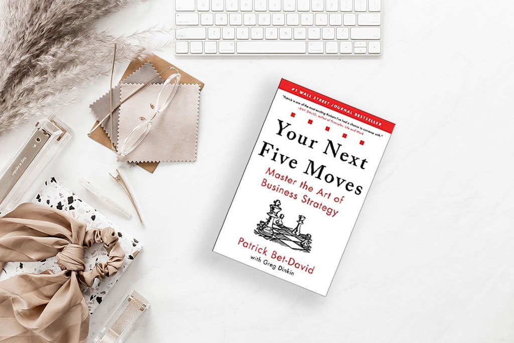 Your next five moves has been featured by Kalika Yap