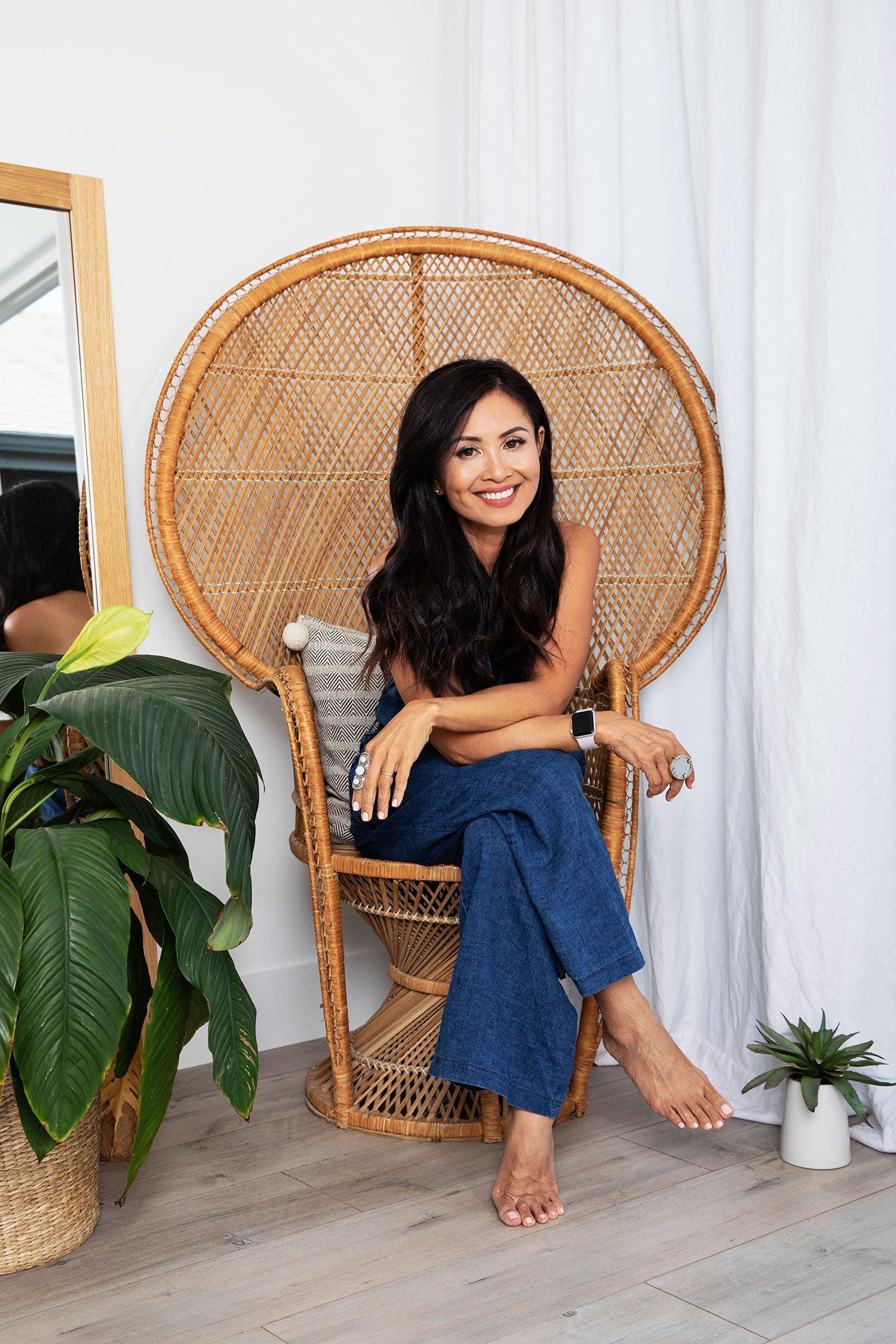 Take a sit, relax, and enjoy your resting time - Kalika Yap