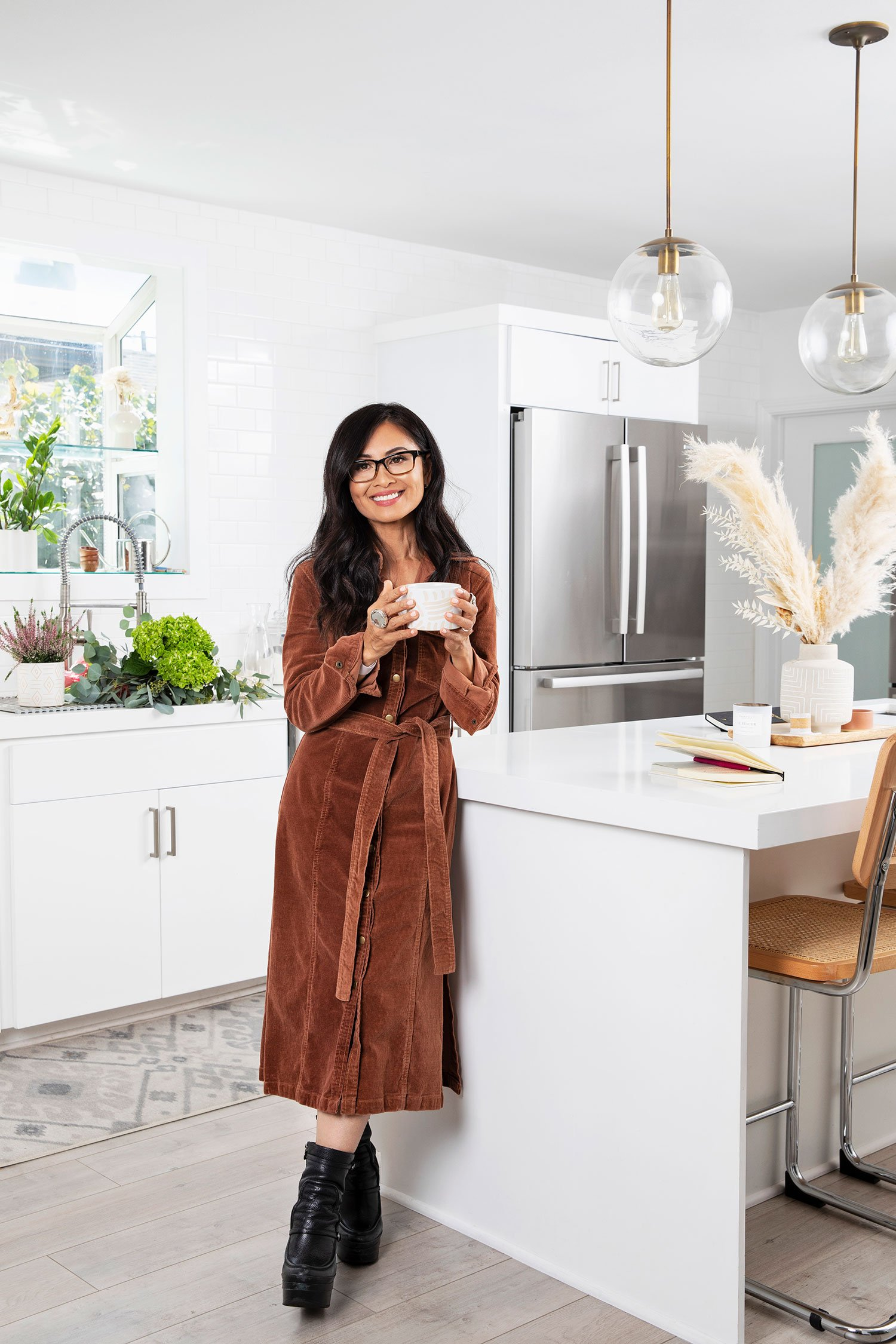 Are you a coffee person or a tea person? - Kalika Yap